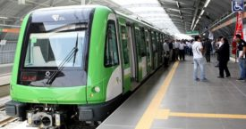Lima Metro Line 1 Orders Alstom Metropolis Trainsets