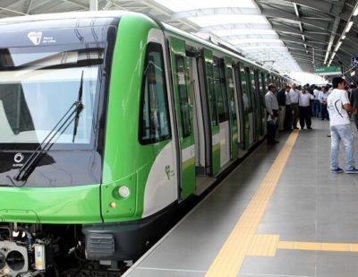 Lima Metro Line 1 Orders Alstom Metropolis