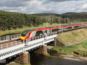 Alstom Win Pendolino Fleet Repainting Contract