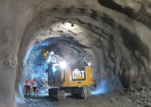 Railway News Gallery Follo Tunnel Breakthrough