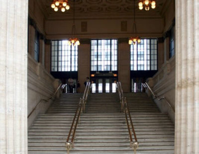 Arup to Improve Union Station Chicago