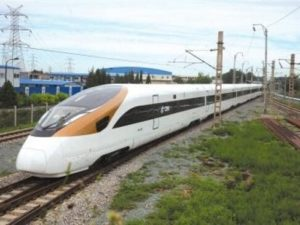 Chinese Rail Network Extension Planned