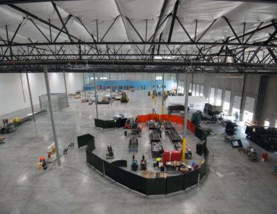 Hyperloop Metalworks Facility Opens In Nevada