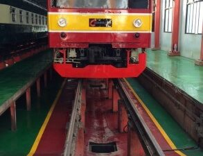 In-Motion Portable Train Weighing Indonesia