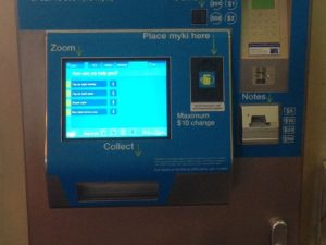 NTT Data win Victoria myki Contract