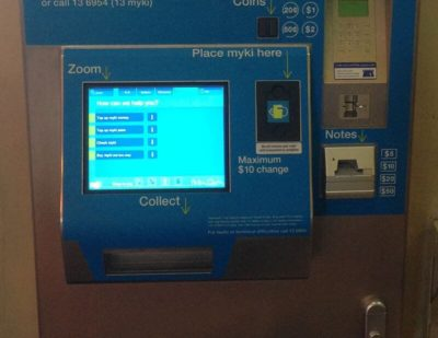 NTT Data win myki Contract in Victoria