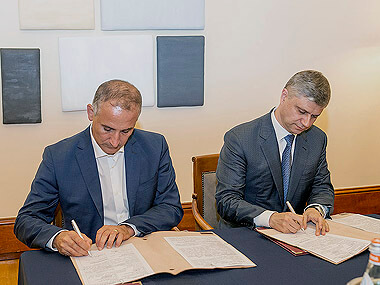 Russian Railways and Ferrovie Sign MoC