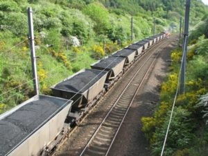 Transnet Increases Capacity on Coal Line