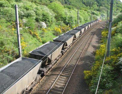 Transnet Increases Capacity on Coal Line