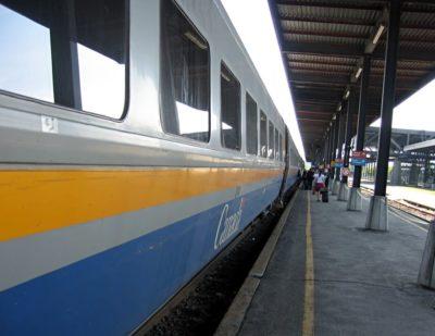 VIA Rail Infrastructure Funding Announced
