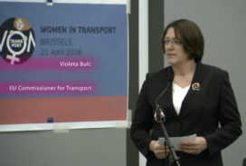 EC Encourages Women in Transport