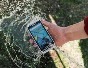 Handheld Nautiz X2 Rugged Handheld Device Launched