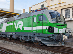 Hector Rail Purchases Siemens Vectron Locomotives