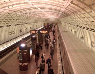 FTA Issues Safety Directive for Washington Metrorail