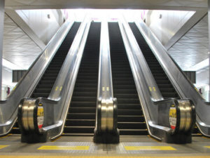 Mitsubishi Electric Deliver MRT Purple Line Escalators