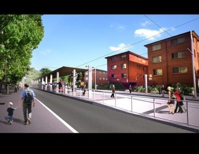 Sydney Light Rail Construction Enters Next Phase