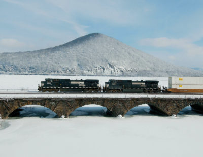 Norfolk Southern Sustainability Report Published