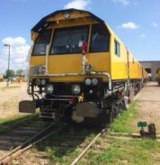 Serco Win Loram Rail Grinding Machines Testing Contract
