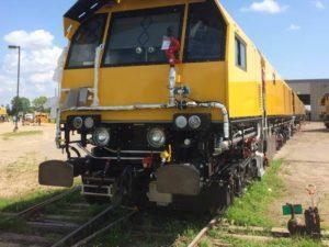 Serco Win Loram Rail Grinding Machines Testing Contract