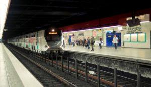Alstom Completes Paris RER Signalling Works