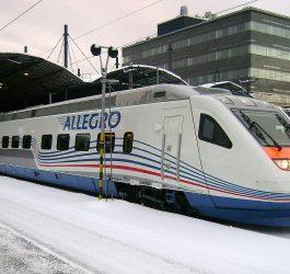 Finland-Russia Cross-Border Rail Travel