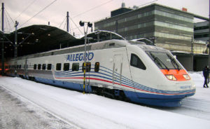 Finland-Russia Cross-Border Rail Travel