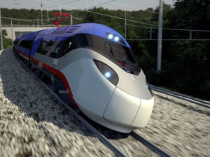 Alstom to Design and Build New Amtrak High Speed Train