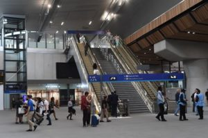 London Bridge Redevelopment Partially Opens