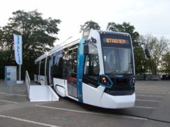 St. Petersburg Places Order for Stadler Metelitsa Trams