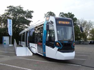 St. Petersburg Places Order for Stadler Metelitsa Trams