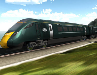GWR Orders Seven Hitachi Intercity Express Trains