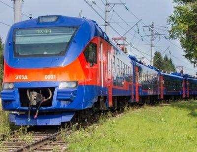 Russia: DMZ Testing New EP3D EMU