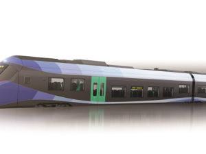 Trenitalia Order 150 Alstom Coradia Meridian Trains