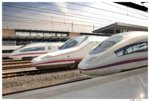 RENFE High-Speed Train Bidders Announced