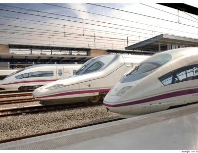 RENFE High Speed Train Bidders Announced