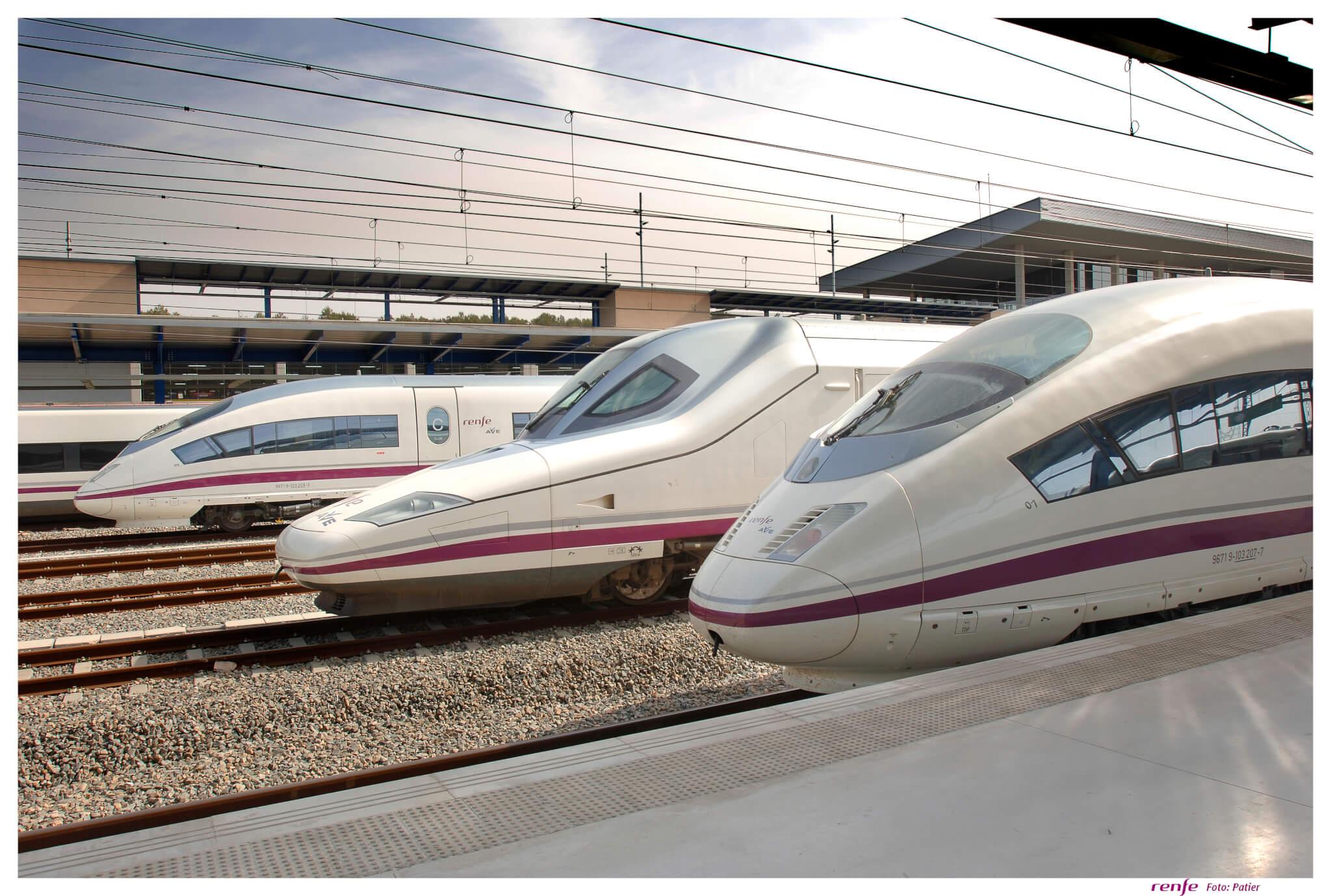 Railway News | RENFE High Speed Train Bidders Announced