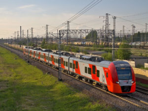 Long-Distance Rail Journeys up by 8% in Russia