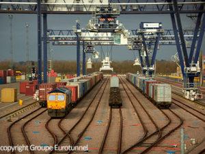 Eurotunnel Freight Transport Millionth Truck of 2016