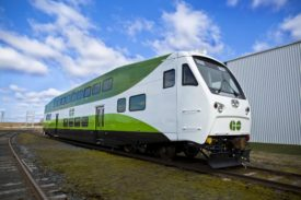 Toronto Orders 125 Bombardier BiLevel Commuter Rail Cars