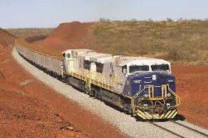 Fortesque Metal Group Railway
