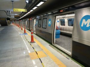 TETRA Infrastructure: Metro Rio Train