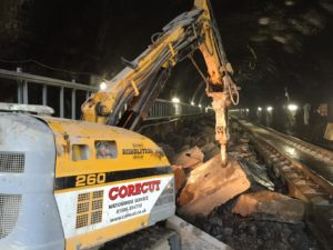 Glasgow Queen Street Tunnel Upgrade