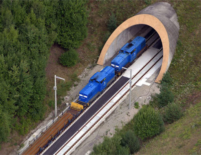 COMLAB Equips Tunnels Between Nuremberg and Erfurt With the BOS Digital Radio System for Public Authorities