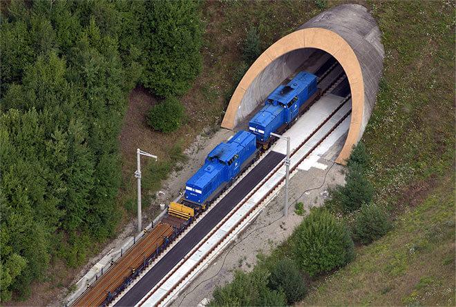 Nuremberg Sandberg tunnel