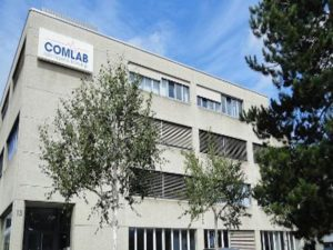 Comlab Building