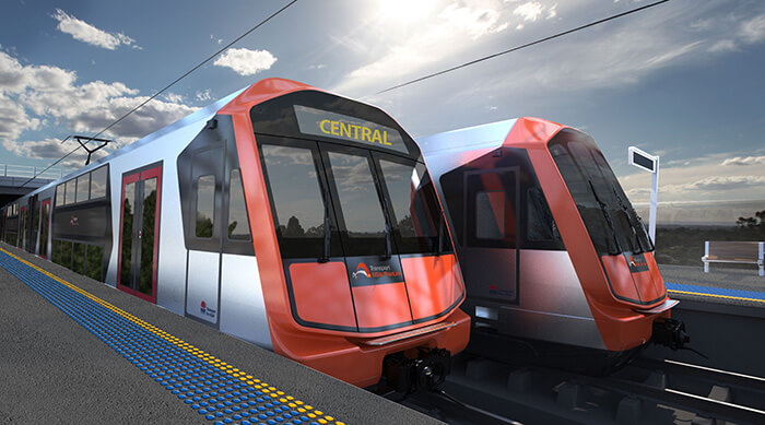 sydney train fleet - photo#22