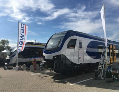 InnoTrans 2016 – Day 0: Press Day