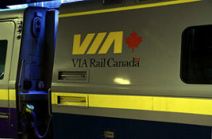 VIA Rail Increased Revenues