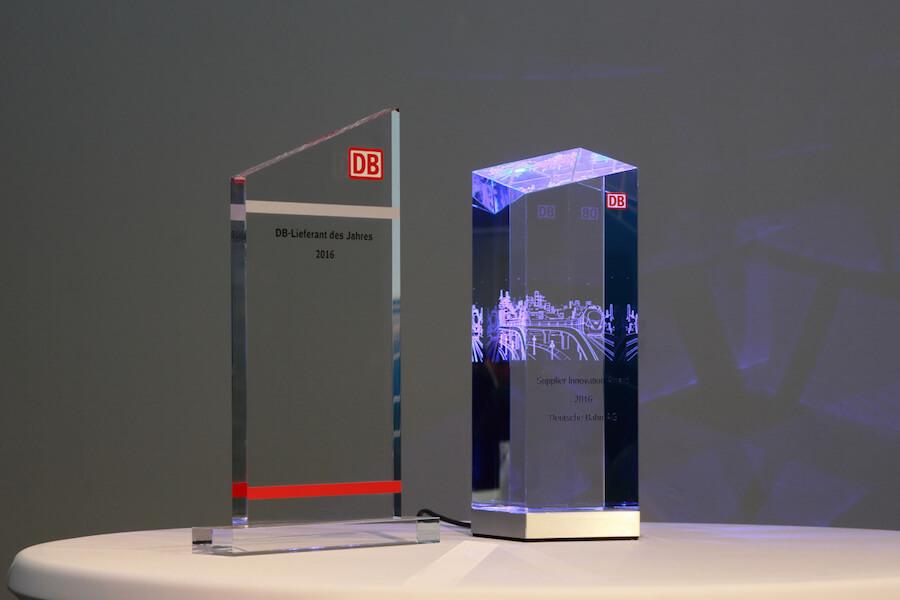 DB Supplier Innovation Award