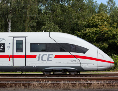 Deutsche Bahn's New Trains Run More Efficiently with Advanced Technologies from SKF